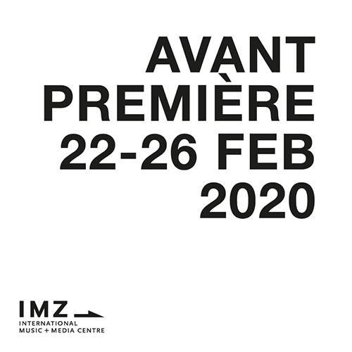Avant Première Music + Media Market Berlin – IMZ