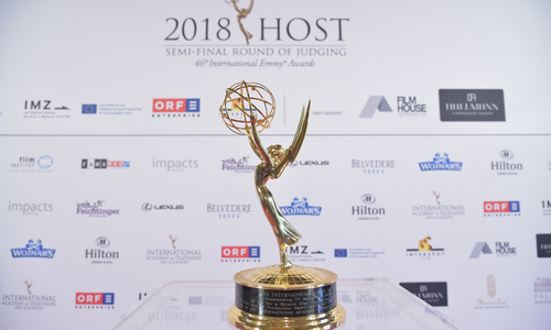International Emmy® Awards Semi Final Round of Judgings in Vienna