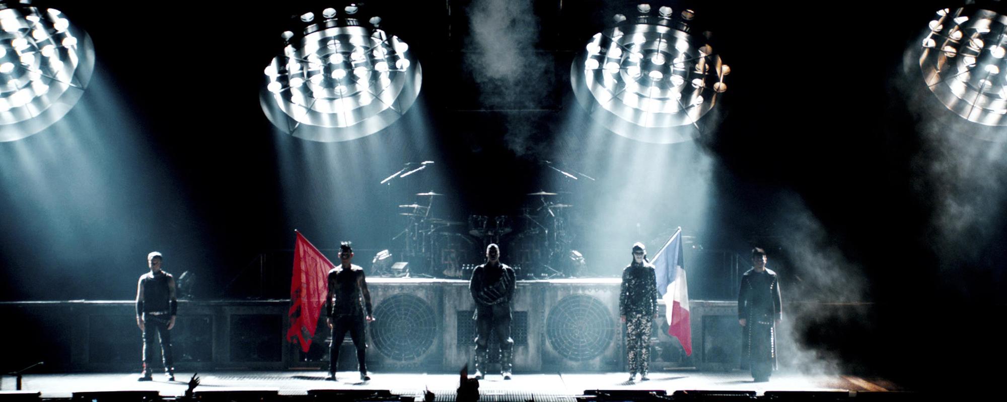 Avant Première 2017 Market Screening Rammstein Paris Imz
